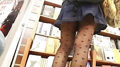 Dantelli Külotlu çoraplı sex