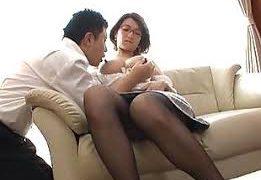 Escort kadını zevkten deli etti