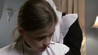 ürkek rahibenin mutlu sonu